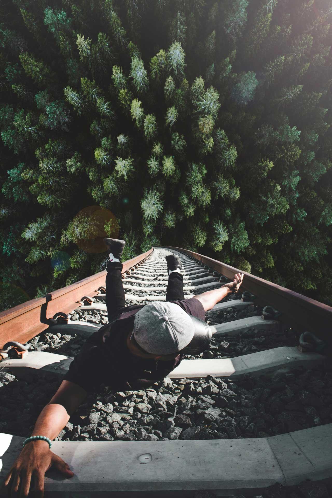foto di Javon Swaby da <a href='https://www.pexels.com/it-it/foto/adulto-alberi-ambiente-appeso-1732370/' target='_blank'>Pexels</a>