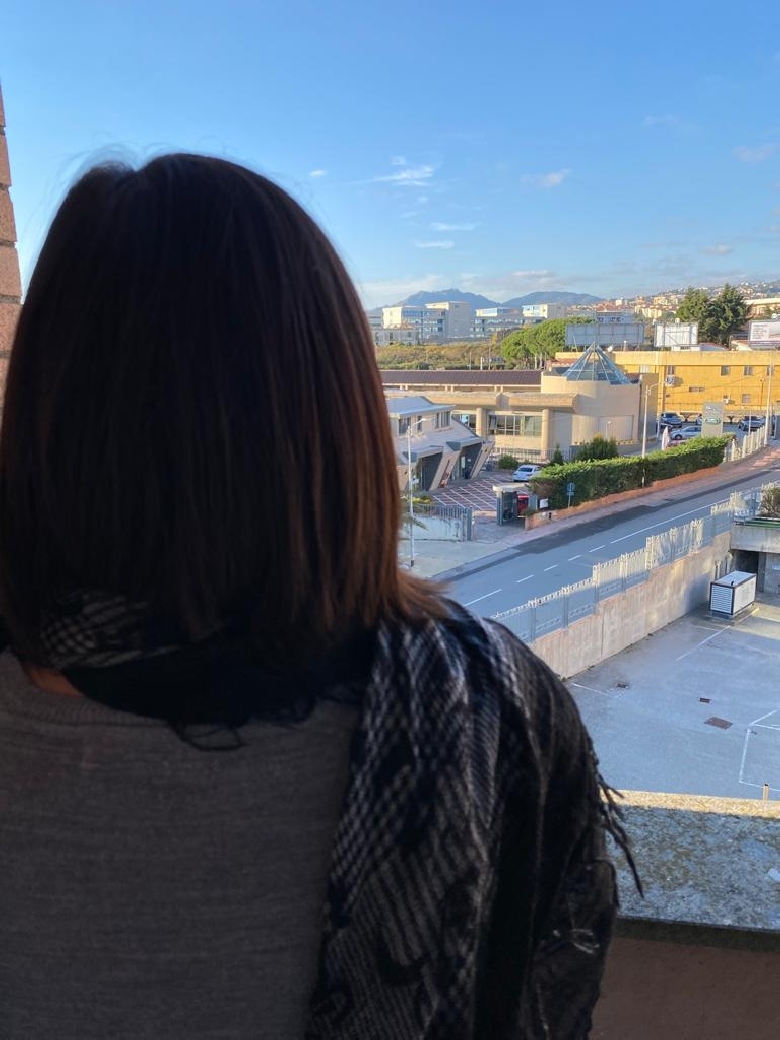 Foto profilo di damiana riverso su DiagramStory
